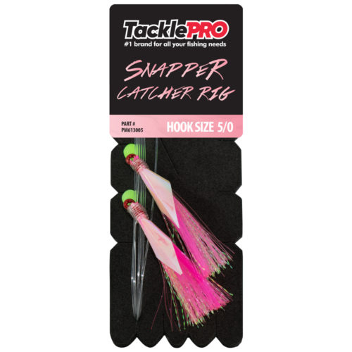TacklePro Snapper Catcher Pink – 5/0