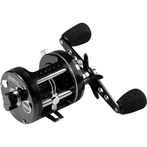 Omoto Chief Xtreme 630CX Super Casting Reel - RH