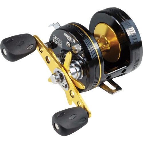 Omoto Chief Xtreme 630CXS Pro Surf Casting Reel - RH