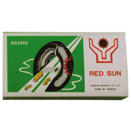 RS-2402 Car/Motor Cycle Tyre Repair Kit 25pc (24 Cold Patches / 1 Cement)