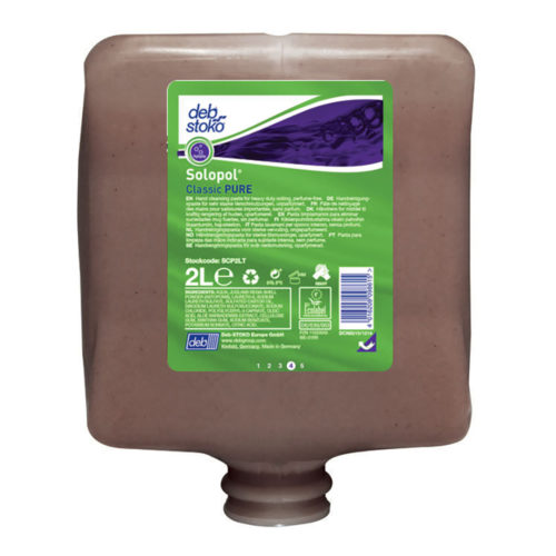 Deb|Stoko Solopol Classic Pure - 2L Cartridge