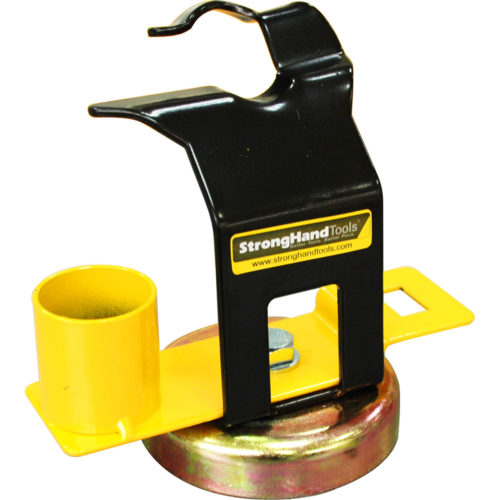 Stronghand Mig Gun Holder with Accessory Plate
