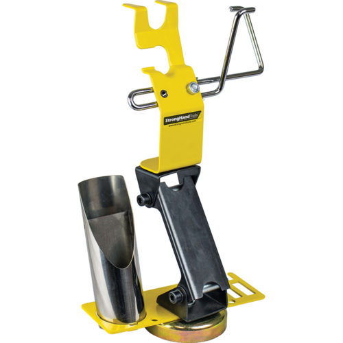 Stronghand TIG Gun Rest Adjustable Height