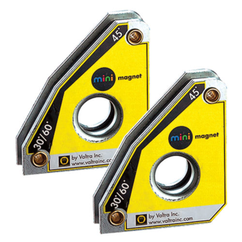Stronghand Mini Multi-Angle Magnet (Twin Pack) 10 KG