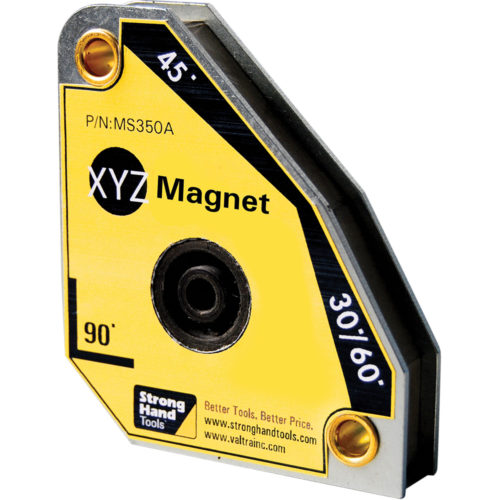Stronghand Multi-Angle Magnet w/side Magnet Medium