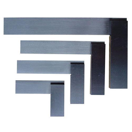 "ASS5535 Precision Steel Square Set (2346"") 4pc"