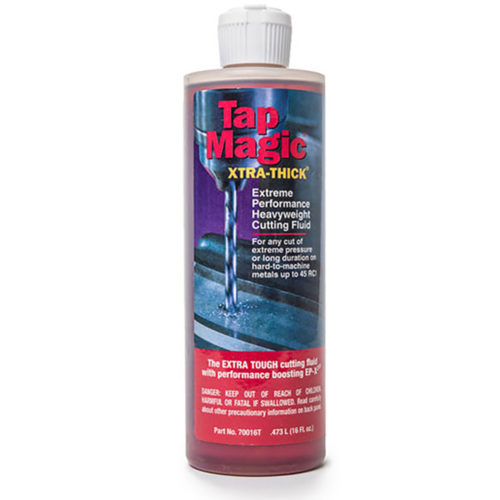 Tap Magic Extra Thick Cutting Fluid 472ml Bottle