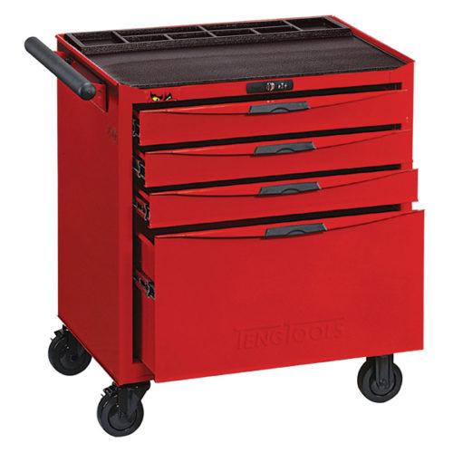 Teng 4-Dr. 8-Series Roller Cabinet