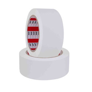 HEAVY DUTY PVC FLOOR MARKING TAPE 48MM X 30M-WHITE