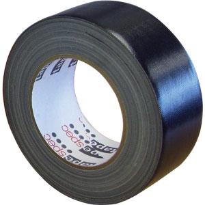 NZ Tape Waterproof Cloth Tape Premium 48mm x 30m - Black