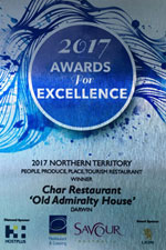 2017 Awards for Excellence - Northern Territory