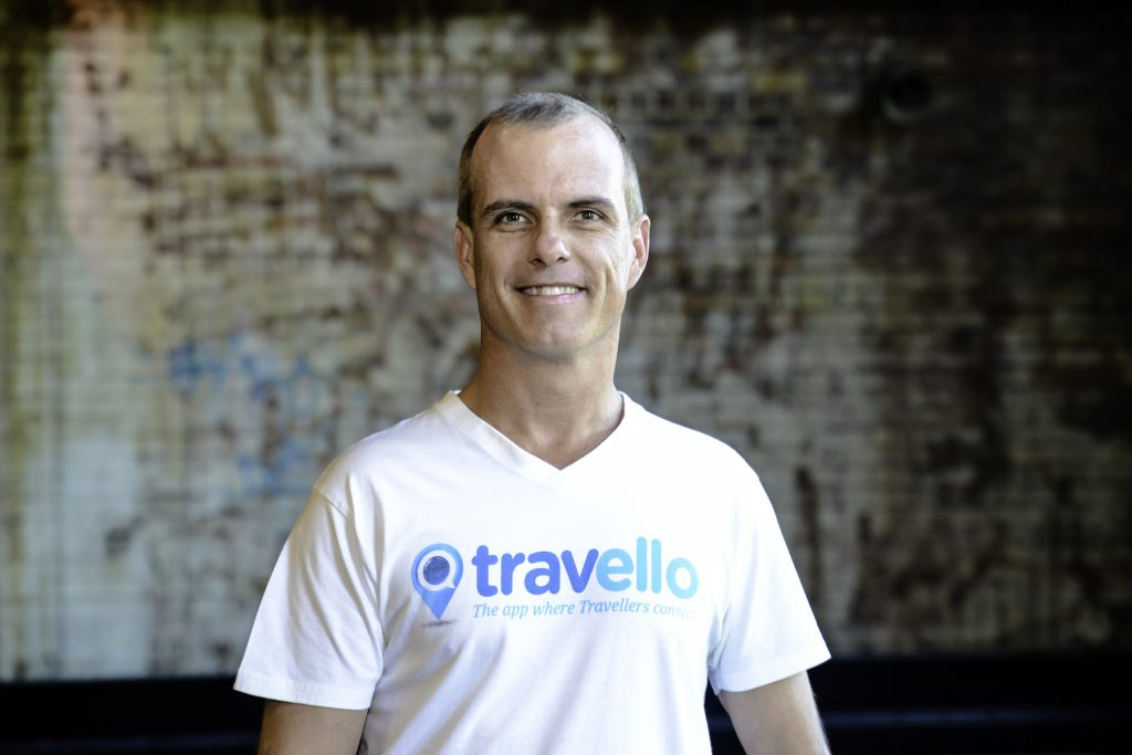 CEO of Travello Ryan Hanly