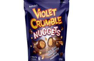 Violet Crumble Nuggets