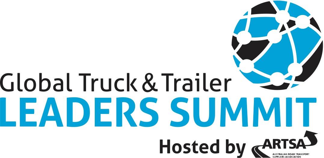 Global Truck Trailer Leaders Summit logo-new black