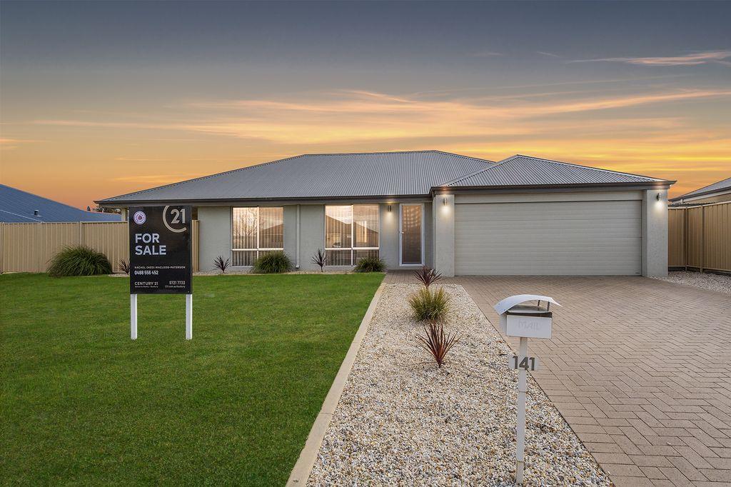 House Sold - 141 Braidwood Drive, Australind