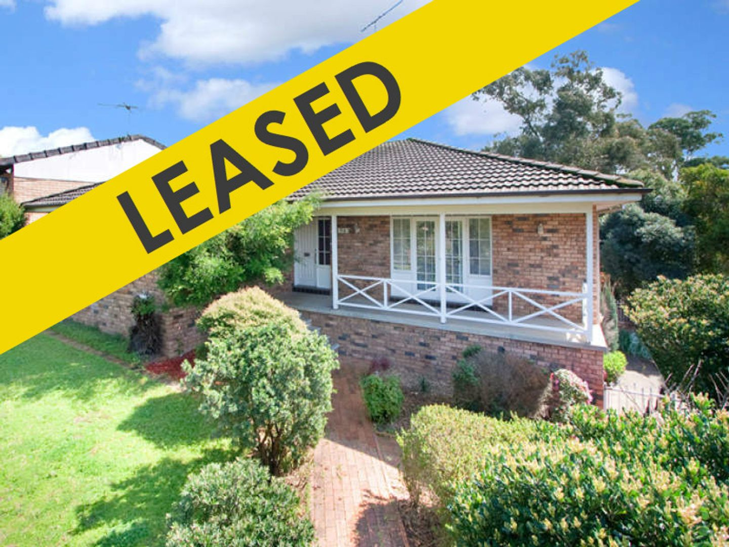 House Leased 38 Grange Ave Schofields