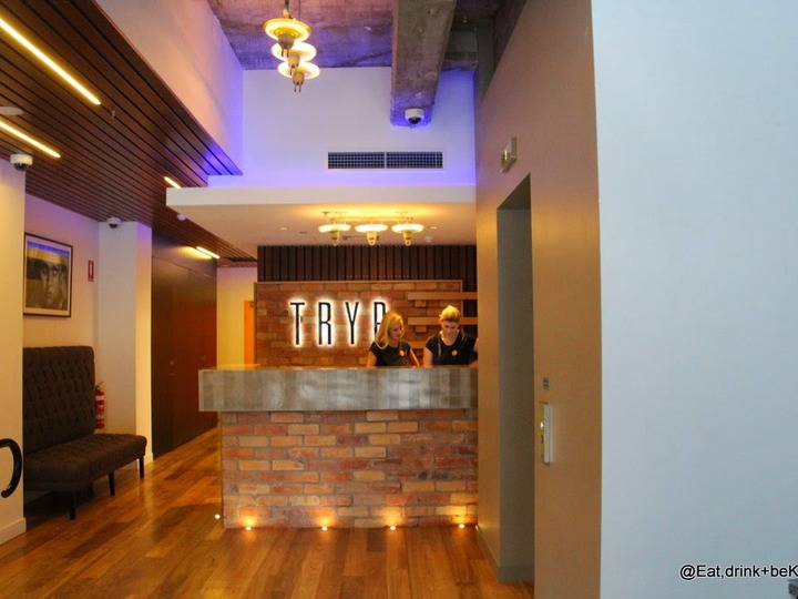 TRYP Fortitude Valley Hotel Brisbane