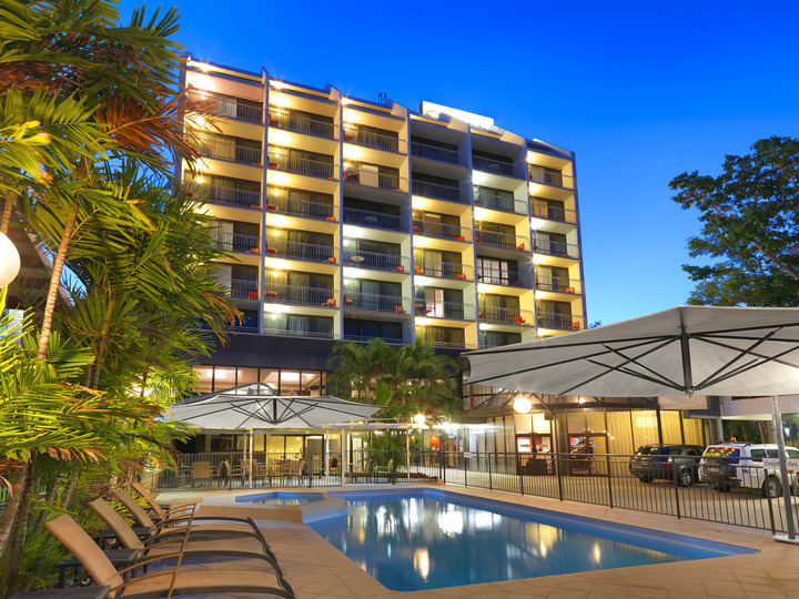 Travelodge Hotel Rockhampton