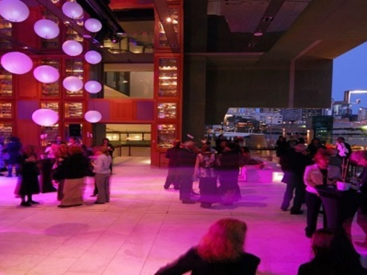 State library of queensland venue hire enquire today for Queensland terrace state library