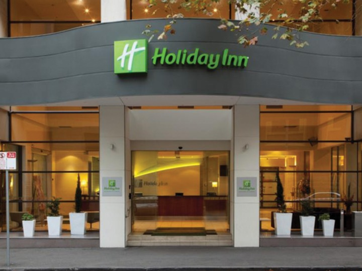 Holiday Inn on Flinders Melbourne