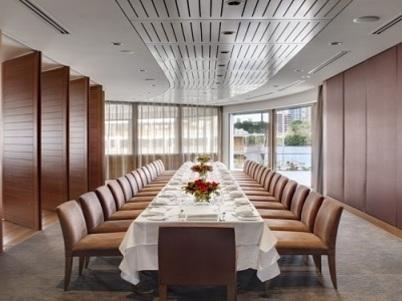 Aria Restaurant Brisbane venue hire - enquire today