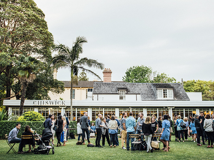Chiswick Woollahra