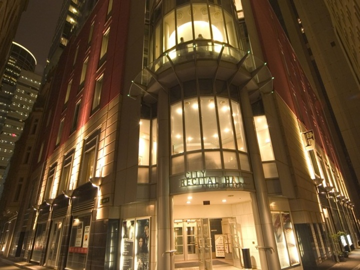 City Recital Hall Angel Place