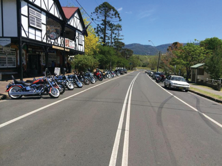 Jamberoo Pub & the Saleyard Motel