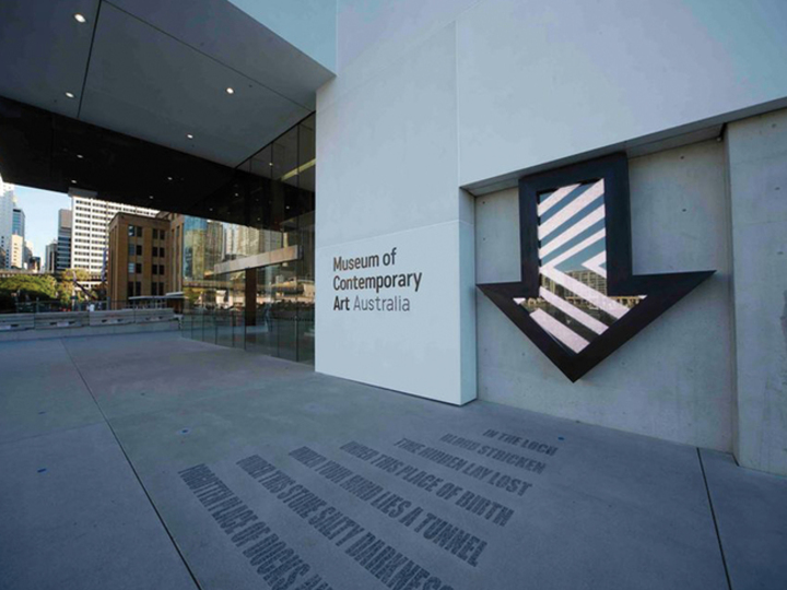 Museum of Contemporary Art Limited