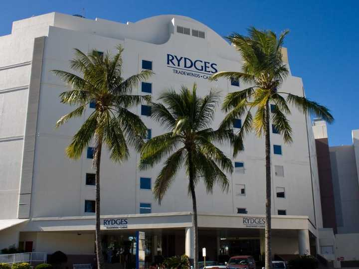 Rydges Tradewinds Hotel in Cairns