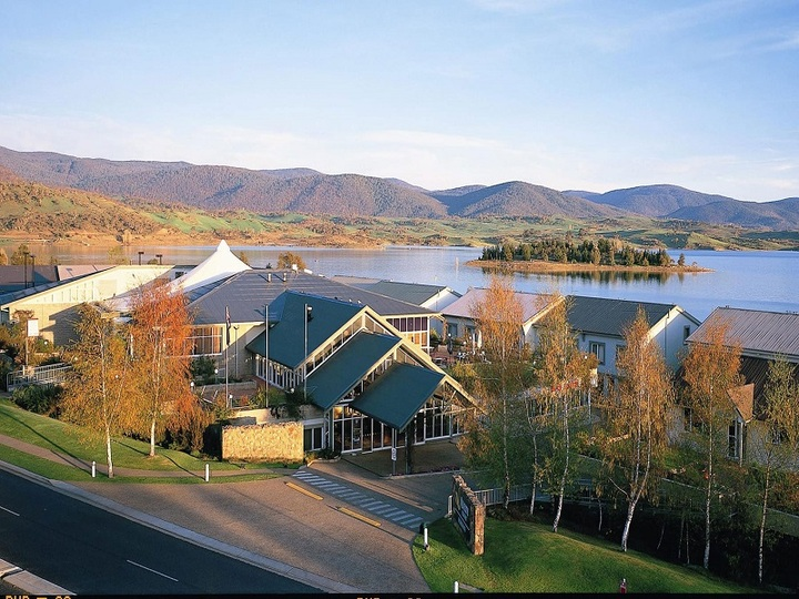 Horizons Resort On Lake Jindabyne