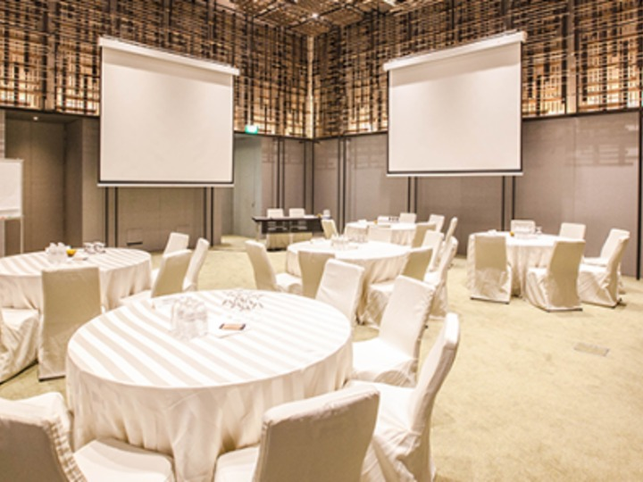 Park Royal On Pickering Singapore venue hire enquire today