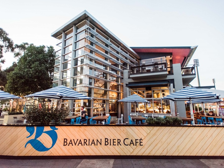 Bavarian Bier Cafe Entertainment Quarter
