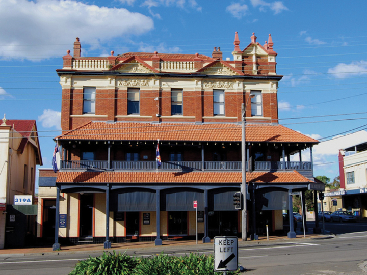 The Willoughby Hotel