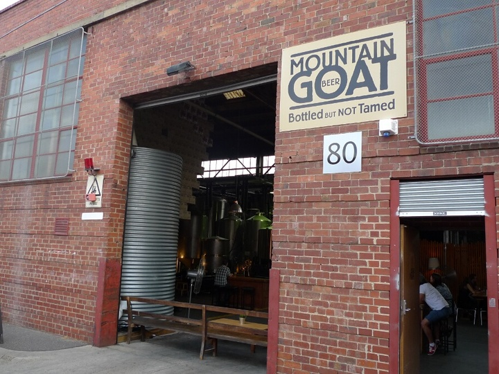 Mountain Goat Beer Pty Ltd