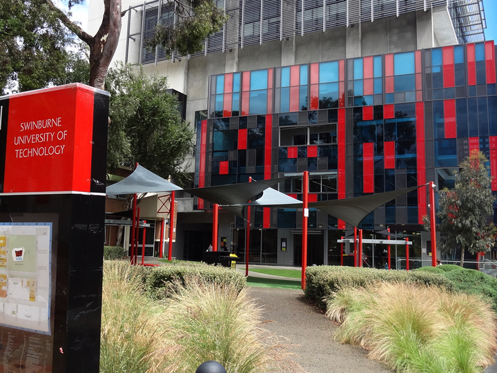 Swinburne University of Technology Hawthorn Campus