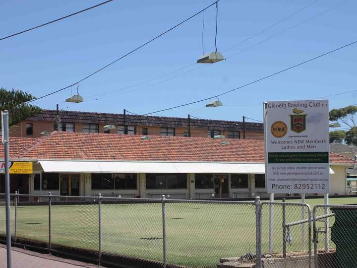 The Glenelg Bowling Club Inc
