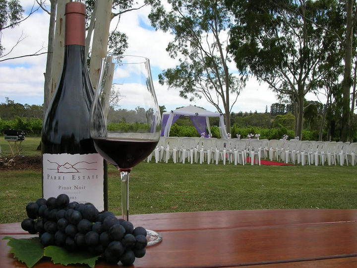 Parri Estate Cellar Door