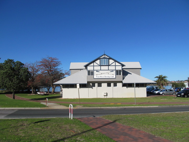 Swan River Rowing Club
