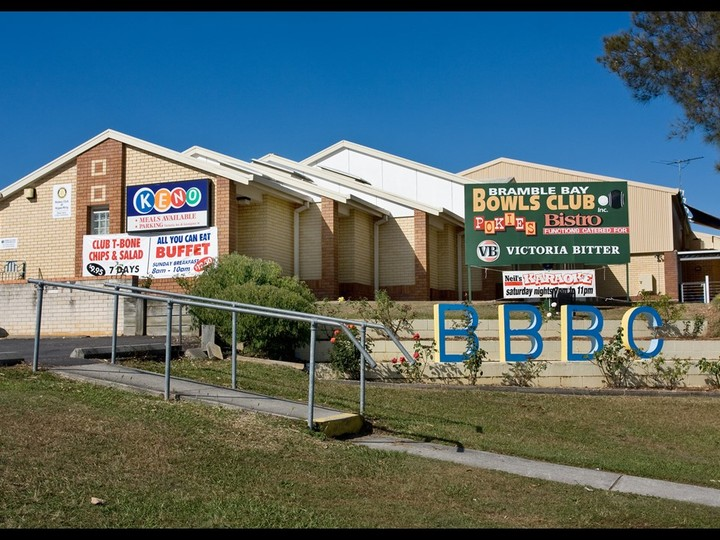 Bramble Bay Bowls & Recreation Club