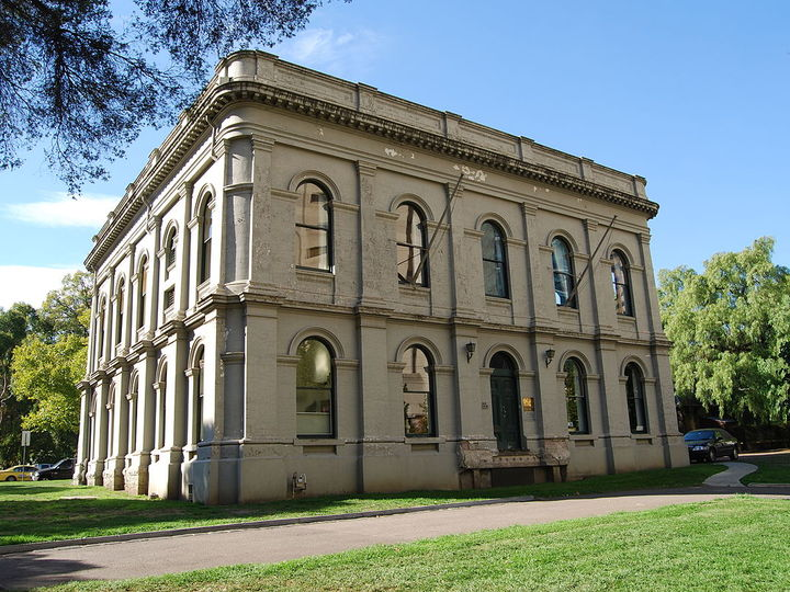 The Royal Society Of Victoria
