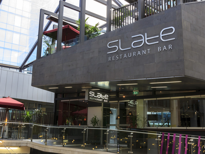 Slate Restaurant And Bar