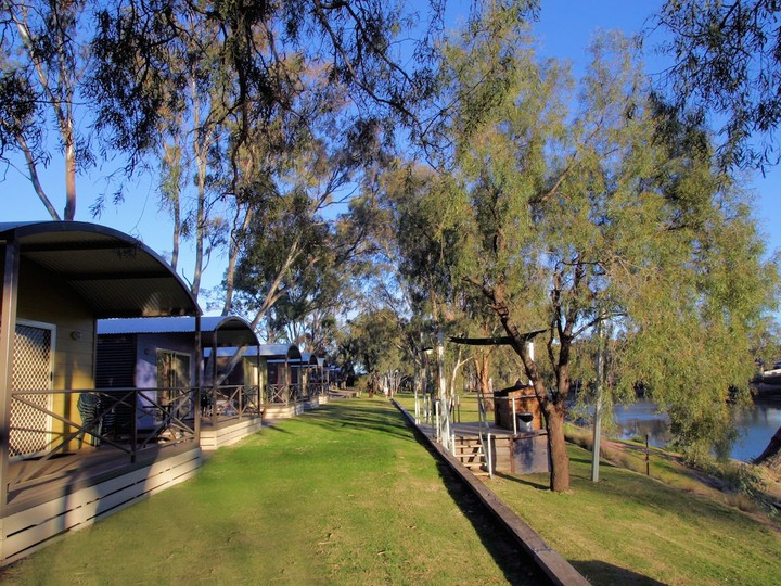 Deniliquin Paringa Holiday Park