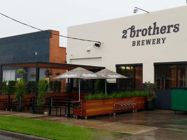 2 Brothers Brewery