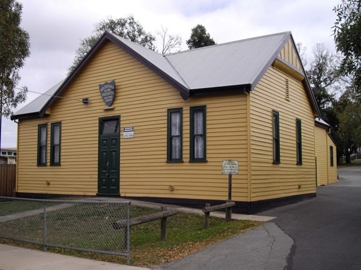 Narre Warren North Hall