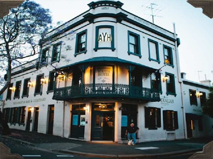 The Australian Youth Hotel