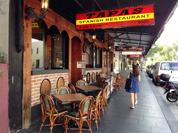 Spanish Tapas Restaurant
