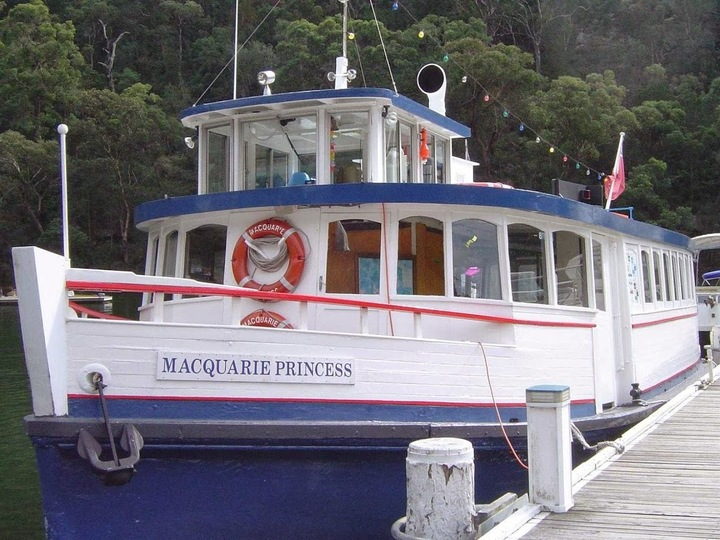 Macquarie Princess Cruises