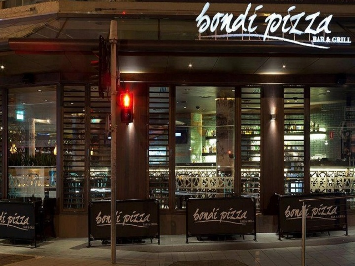 Bondi Pizza Bondi Junction