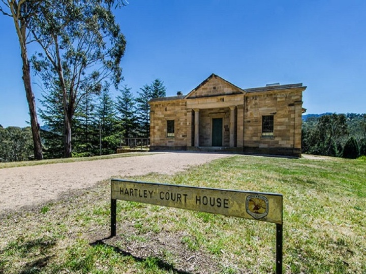 Hartley Courthouse